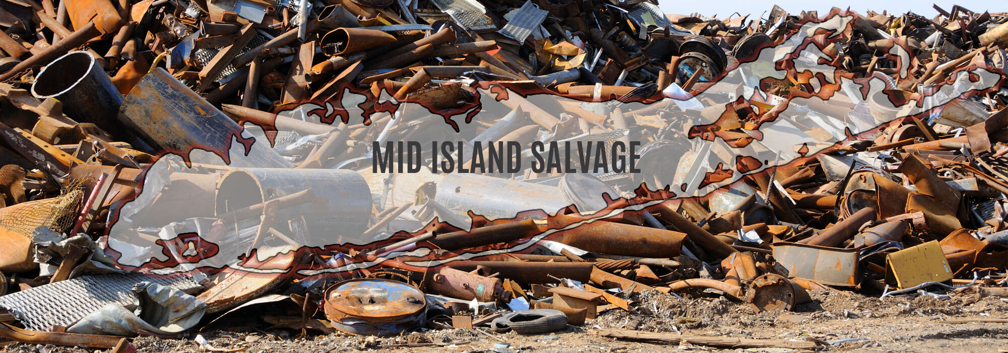 Salvage Yard and Recycling Long Island